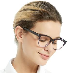 Image 3 - OCCI CHIARI High Quality Fashion Eyeglasses Brand Design Eyewear HandMade Glasses Frame Women Acetate avant gard Gift MELATTI