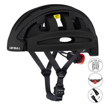 GloryStar Fold Bicycle Helmet City and Commuter Sharing Bike Helmet Cycling Helmet