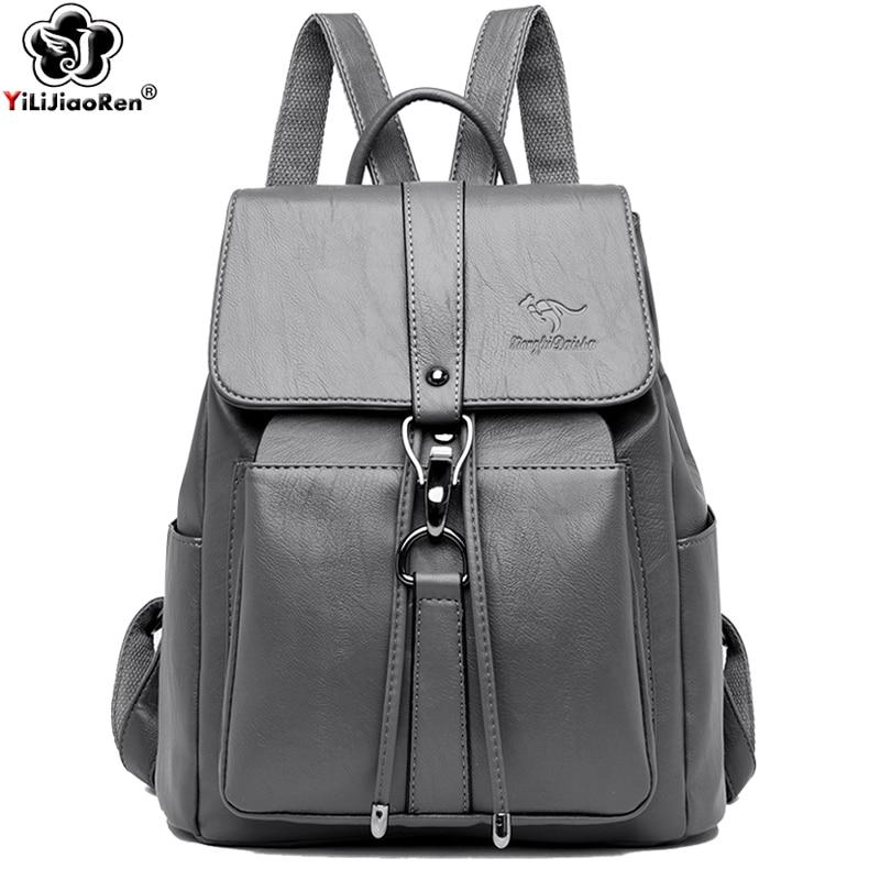 Women Anti-theft Backpack Large Capacity Backpack Women Big Travel Backpacks School Bags For Girls Student Back Pack Mochila