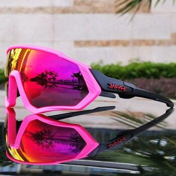 Equitação ciclismo óculos de sol mtb polarizado esportes óculos de ciclismo óculos de bicicleta de montanha 16