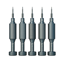 MECHANIC iShell High Hardness New Screwdriver Set Torx Phillips for iPhone Samsung Xiaomi Watch Glasses Repair Opening Tools