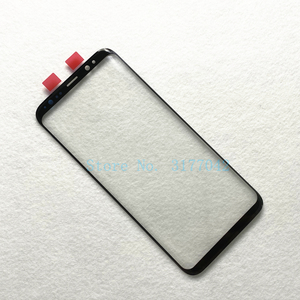 Image 2 - Front Outer Glass Lens Cover Touch Screen For Samsung Galaxy S8 S9 S10 Plus S10e Note 8 9 10+ LCD glass & Sticker & Tools