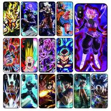 Phone-Case Anime Redmi 7a 5plus for 4x5/6/7/.. Go-Note-4/4x7 Japanese Son-Goku