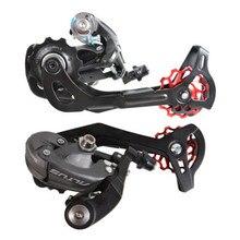 цена на 11T 13T Mountain Road Bicycle Rear Wheel Bearing Guide Wheel Ceramic Bearing Wheel Rear Pulley Bicycle Parts