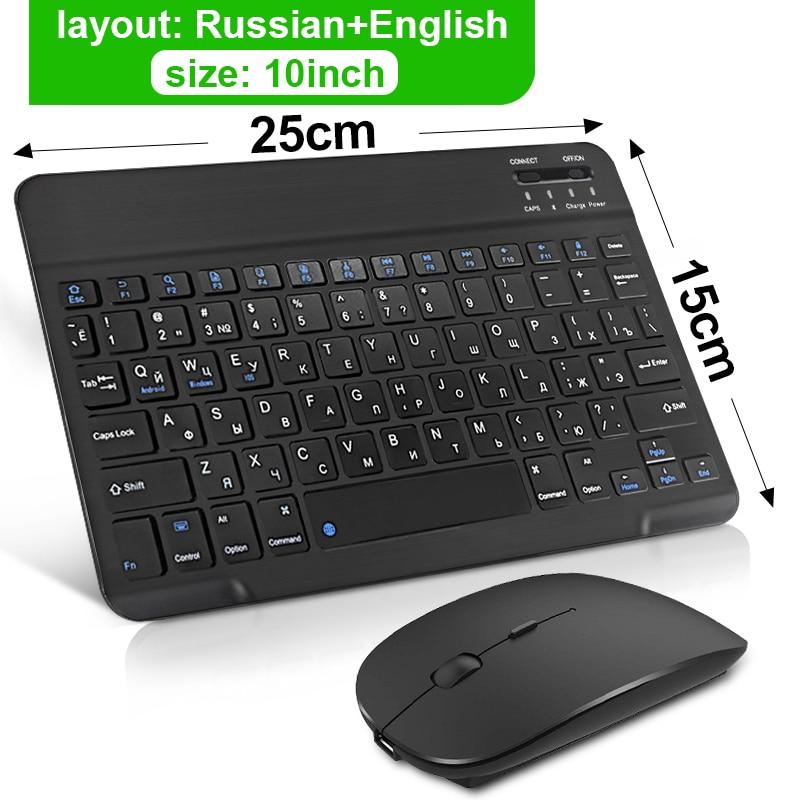 RU Keyboard Mouse