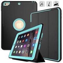 Умный чехол для iPad 9,7, Чехол для iPad Air 2, чехол для iPad 2018, iPad 6-го поколения 2017, iPad 5-го поколения, чехол для iPad A1822, A1893