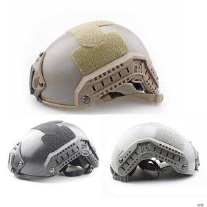 Image 1 - Ballistic IIIA 3A Bulletproof Helmet Aramid Fiber Maritime OPS M/L L/XL