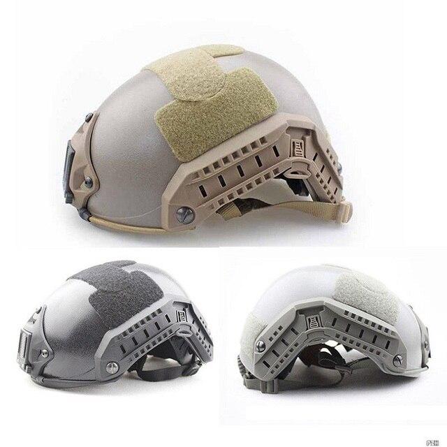 Ballistic IIIA 3A Bulletproof Helmet Aramid Fiber Maritime OPS M/L L/XL