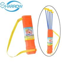Arrow Quiver Parent-Child Children's Archery Outdoor Sports Bow And Toy Suit A-Set Boy
