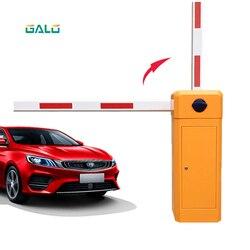 Barrera de estacionamiento inteligente Puerta de barandilla RFID barrera automática Parque barrera cuadrada estacionamiento barrera puerta automática barrera estacionamiento