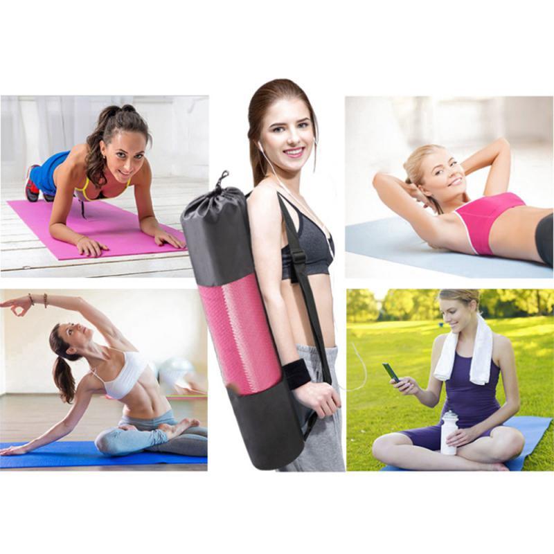 173X60X0.4cm EVA Yoga Mat With Position Line Moistureproof Non Slip Carpet Mat For Beginner Environmental Fitness Gymnastics Mat