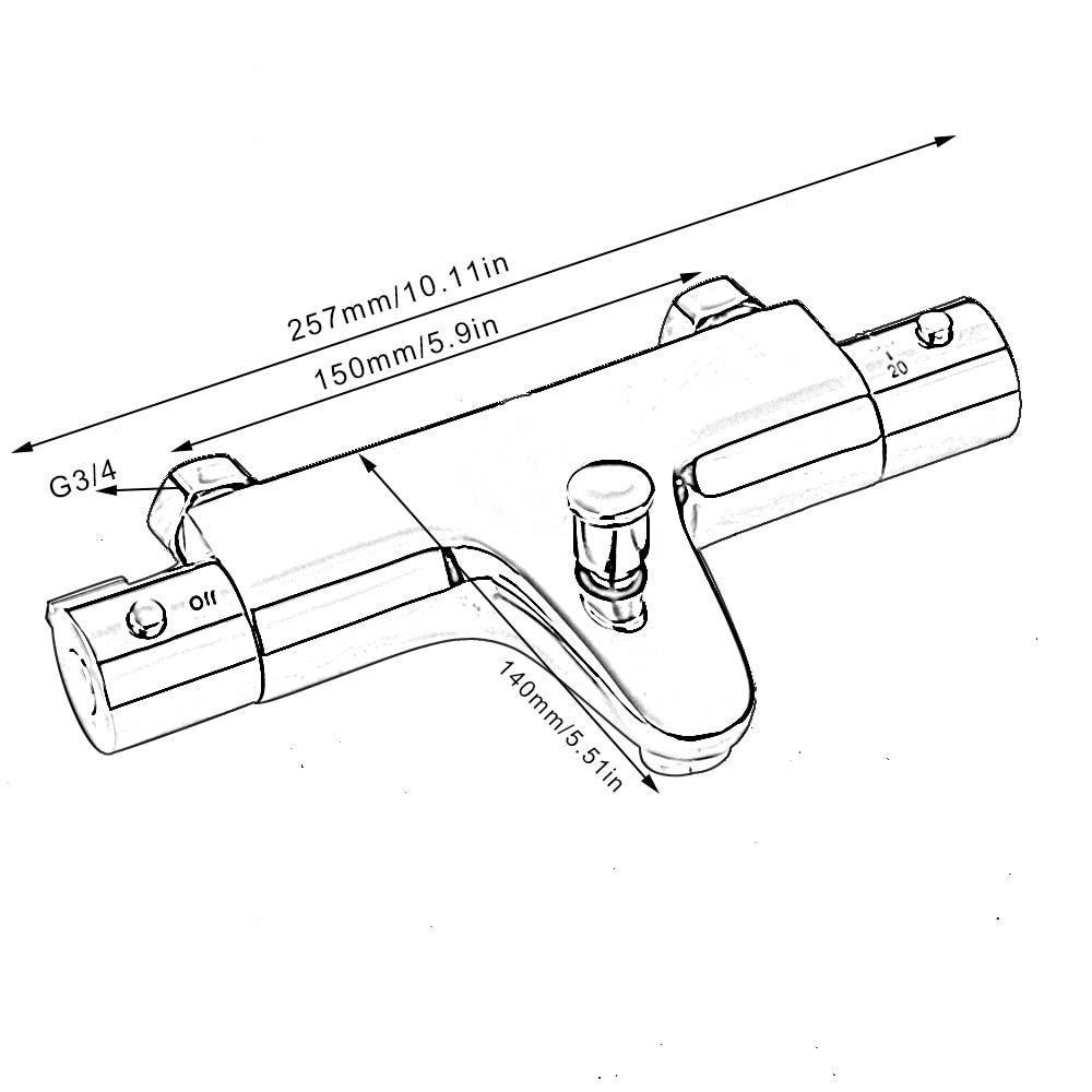 chuveiro torneiras termostática válvula misturadora termostática