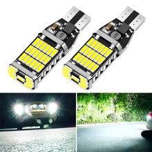 1x Canbus T15 светодиодный лампы резервные фары заднего хода автомобиля для Chevrolet Cruze Niva Авео Эпика Lacetti Captiva Onix