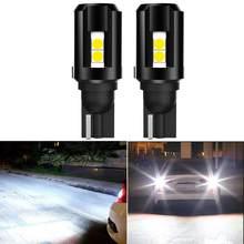AUXITO-bombilla Led de marcha atrás para coche, luz T15 LED de 2000LM, W16W, Canbus, sin Error, T16, 3030SMD, para Audi, BMW, VW, Toyota, Kia y Ford, 2 uds.