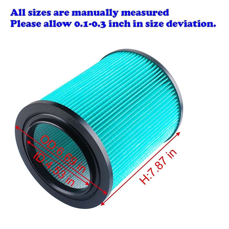 9 17912 Wet Dry Vacuum Cleaner Filter for Craftsman Shop Vac Air Filter 9 17912