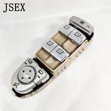 Auto Zubehör Teile Elektrische Power Master Fenster Control Schalter für Mercedes Benz C300 C63 C350e W205 S550 2229056800
