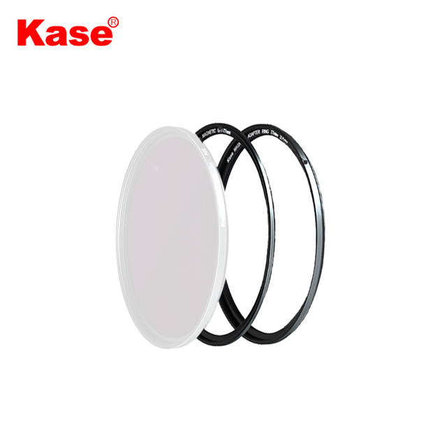Kase Male Thread Magnetic Ring + Female Thread Magnetic Ring kit, the Thread Filter is Upgraded to a Magnetic Filter 4