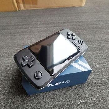 Nieuwe Playgo Emulator Console 3.5 Inch Ips Scherm Handheld Game Player Ingebouwde 1000 Games In 16 Gb Tf Card voor Gba PS1 Nes