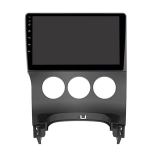 Image 1 - Android Car Radio Stereo 9 inch GPS Navigation For Peugeot 3008 2013 2016 Car Multimedia Player with Carplay