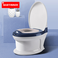 Infant Potty Toddler Toilet Training Baby Comfortable Babyinner Soft Simulation Pp-Material