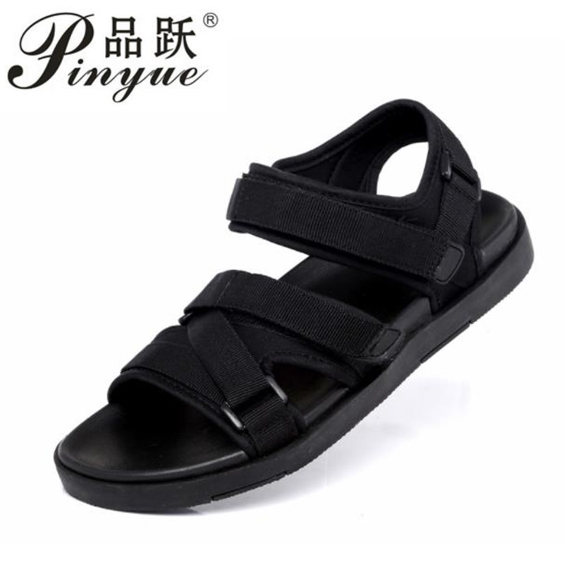 Men Sandals Gladiators Casual Roman Shoes Outside Breathable Mens Sandals Summer Comfortable Light Sandalias Plus Size 38--44