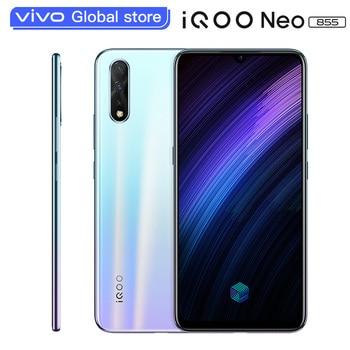 original vivo iQOO Neo 855 Smartphone 6GB 64GB Snapdragon 855 Octa Core 4500mAh 33W Dash Charging Celular Android Cell Phone