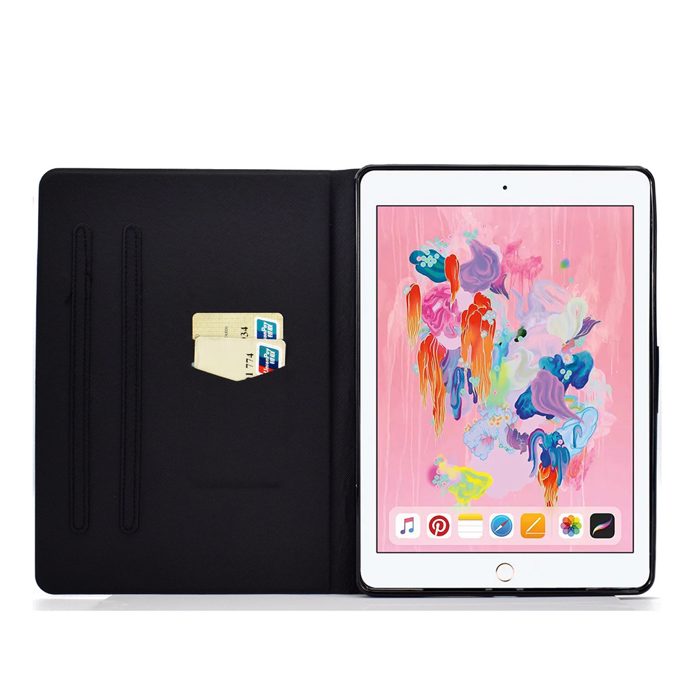 A2200 inch Case Tablet Case 2019 10.2 Fashion A2198 10.2 Stand Flip Funda For iPad A2232