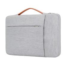 Cross Border New Style Computer Bag Hand Laptop Bag Apple MacBook 15/15. 6-Inch Tablet PC Bag
