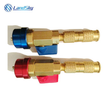 R134A Automotive Air Conditioning Valve Core Removal Tool Do not vent the snow type ventilation core tool repair tool