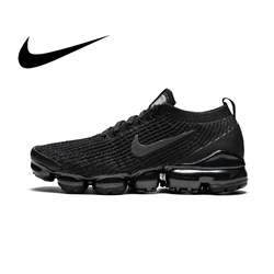 Original Nike AIR VAPORMAX FLYKNIT 3 Men's Running Shoes Comfortable Breathable Jogging Sport Outdoor Sneakers 2019 New AJ6900