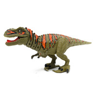 New Electric Walking Tyrannosaurus Rex Will Walk Dinosaur Model Simulation Tyrannosaurus Toy