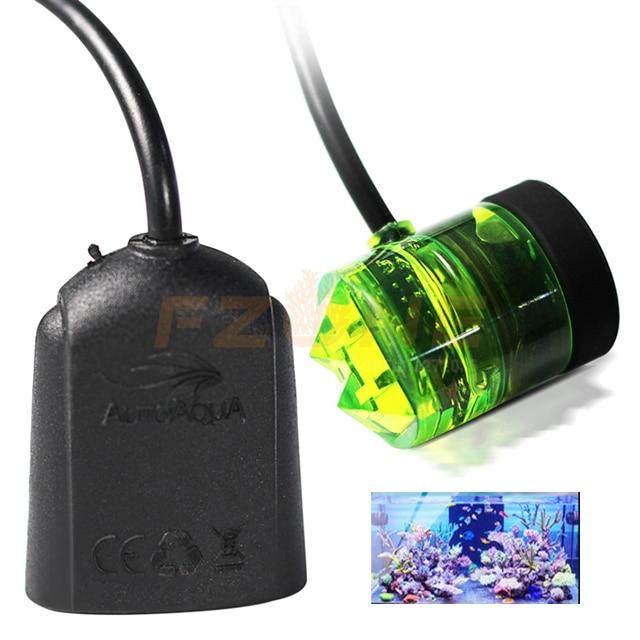 수족관 광학 자동 필러 AutoAqua 스마트 마이크로 자동 듀얼 센서 자동 워터 펌프가있는 ATO 시스템 끄기