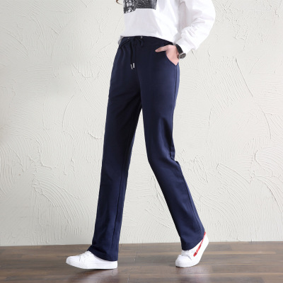 Women Waist Pants Casual Chffion length Capris Trouser 2020 NEW Women Clothing Pencil Pants