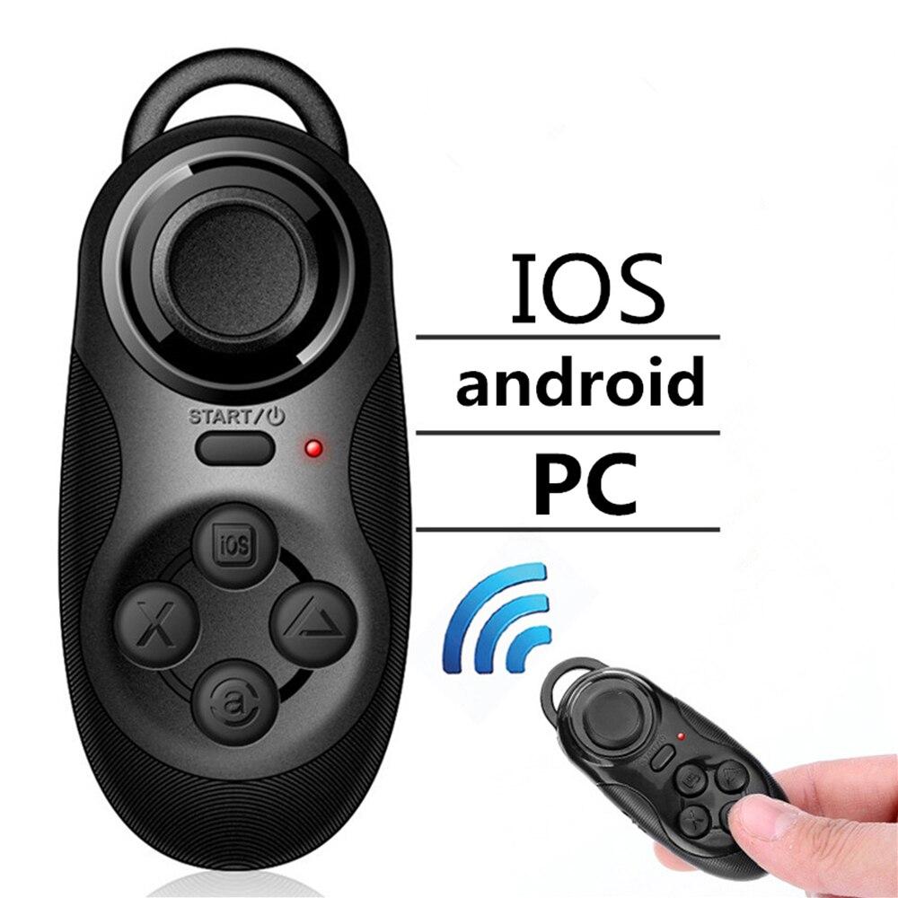 Mini USB Wireless Bluetooth Joystick Remote Control For Xiaomi iPhone 8 IOS Android VR PC Phone TV Box Tablet Joystick Joypad