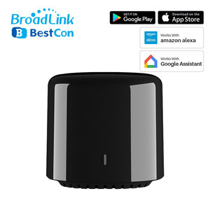 Image 1 - Broadlink Bestcon RM4C Mini Universele Ir Afstandsbediening 4G Wifi Ir Werkt Met Alexa Google Assistent Smart Home Automation