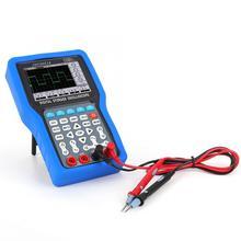 100-240 В Цифровой Осциллограф Логический анализатор ручной 50 МГц цифровой осциллограф с 6000 мультиметр Цифровой осциллограф комплект