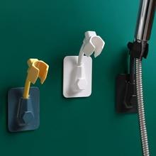 Strong Vacuum Suction Adjustable Knob Suction Cup Shower Head Holder Bathroom Sprinkler Head Bracket Bathroom Accessory