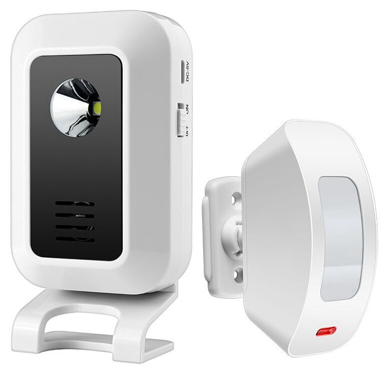Automatic Welcome To The Sensor Shop Doorbell Welcome