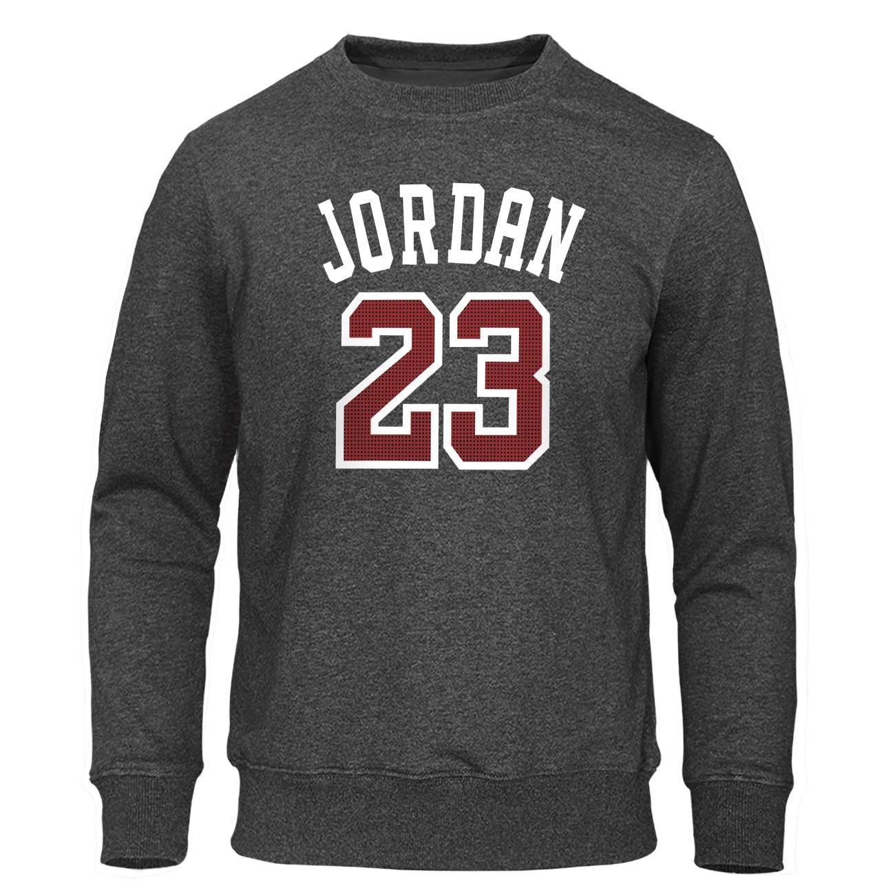 Men Hoodie Sweatshirt 2019 Spring Autumn New Hot Sale Tops Jordan 23 Print Streetwear Sweatshirts Mens Hoodies Hip Hop Pullovers