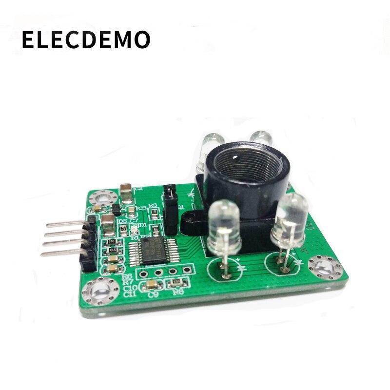 TCS230 TCS3200 Color sensor module  color recognition RGB tri-color serial output