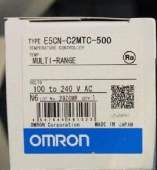 E5CN-R2TU AC100-240 Omron New In Box Temperature Controller E5CNR2TU