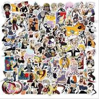 10/30/50/100Pcs/Set Anime Soul Eater Graffiti Wasserdicht Skateboard Reise Koffer Telefon Laptop gepäck Aufkleber Nette Kinder