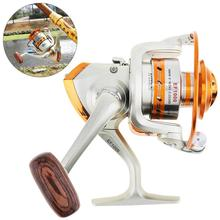 5000 Series 12 Ball Bearing 5.2:1 Gear Ratio Fishing Reels Saltwater Freshwater Spinning Wheel  with Metal Line Cup & Handle 7000 series 12 ball bearing 5 2 1 fishing reel saltwater freshwater spinning fishing wheel with metal line cup