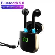 Bluetooth 5.0 Earphone Wireless Earphones Stereo Sport Wireless Headphone Earbuds
