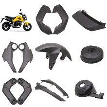 Cowl Protective-Guard Side-Panel-Cover Front-Fender Honda Msx125 Msx-125 for Mudguard