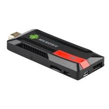 MK809 ivのandroid 7.1テレビスティックRK3229クアッドコア2グラム/16 8gテレビドングルuhd 4 18k hd 3Dミニpc H.265無線lan dlnaスマートメディアプレーヤー