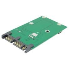 Converter Adapter Mini PCIe PCI e MSATA 3x5cm SSD To 1 8 Micro SATA USATA Adapter