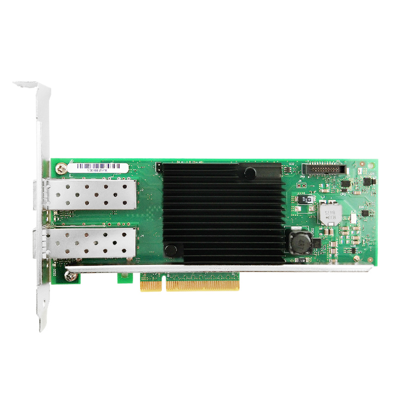 X710-DA2 Network Ethernet Converged Adapter  PCI-Express 3.0 x8 Network Card 10Gb Intel X710 SFP+ 1