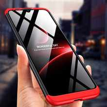 Mokoemi 360 tam koruma zırh vaka Xiaomi Mi A3 A2 Lite A1 telefon kılıfı