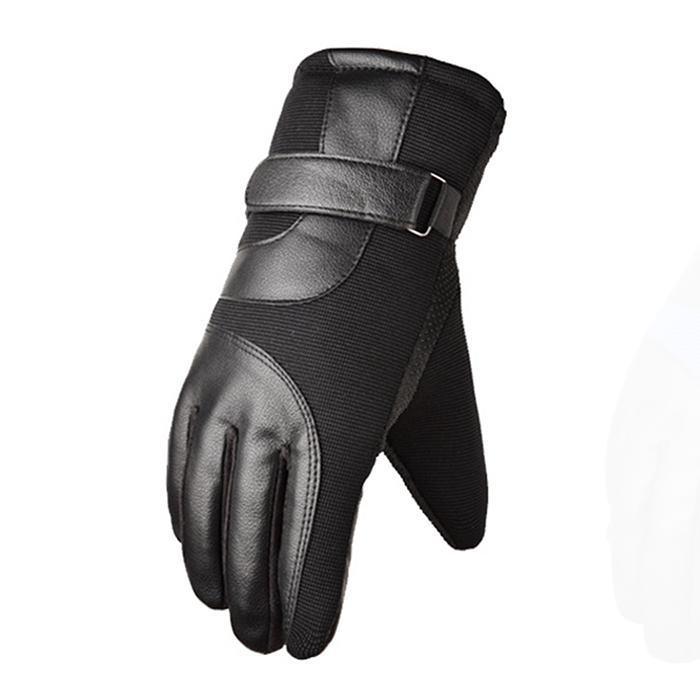 Уличные зимние велосипедные утолщенные теплые сенсорный экран для взрослых Пара спортивных лыжные спортивные перчатки